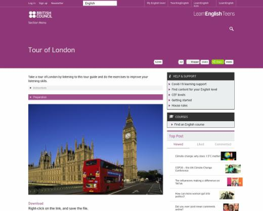 teens british web